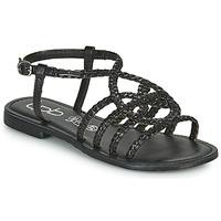 Sapatos Mulher Sandálias Les Petites Bombes ARIA Preto