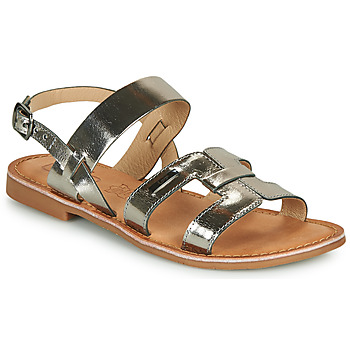 Sapatos Mulher Sandálias Les Petites Bombes BRANDY Prata
