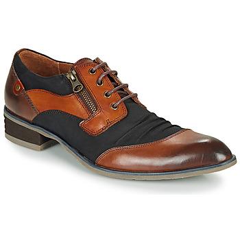Sapatos Homem Sapatos Kdopa MONTMARTRE Castanho