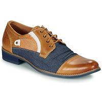 Sapatos Homem Sapatos Kdopa JONES Camel / Azul