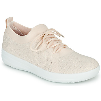 Sapatos Mulher Sapatilhas FitFlop F-SPORTY UBERKNIT SNEAKERS Rosa