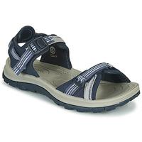Sapatos Mulher Sapatos de caminhada Keen TERRADORA II OPEN TOE SANDAL Azul
