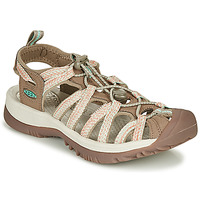 Sapatos Mulher Sandálias desportivas Keen WHISPER Bege
