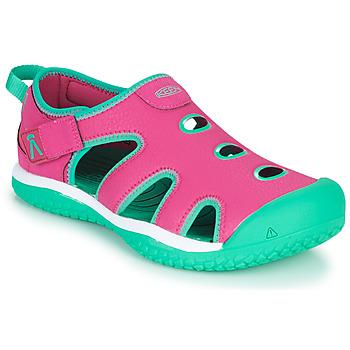 Sapatos Rapariga Sandálias desportivas Keen STINGRAY Violeta / Azul