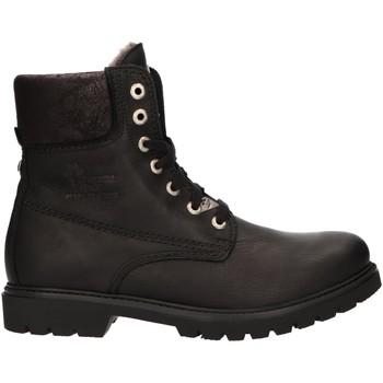 Sapatos Homem Botas baixas Panama Jack PANAMA 03 IGLOO C29 Negro