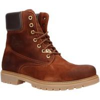 Sapatos Homem Botas baixas Panama Jack PANAMA 03 C57 Marr?n