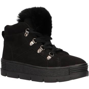 Sapatos Mulher Botas baixas Chika 10 NEVADA 02 Negro