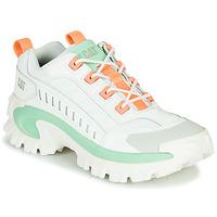 Sapatos Homem Sapatilhas Caterpillar INTRUDER Branco / Verde