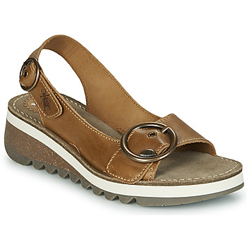Sapatos Mulher Sandálias Fly London TRAM2 FLY Camel