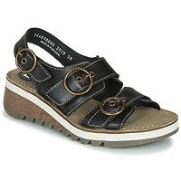 Sapatos Mulher Sandálias Fly London TEAR2 FLY Preto