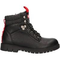 Sapatos Criança Botas baixas Levi's VPHI0004S HIGH SIERRA Negro