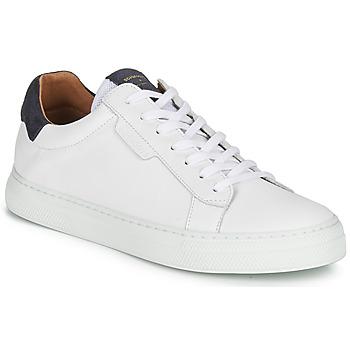 Sapatos Homem Sapatilhas Schmoove SPARK-CLAY Branco / Azul