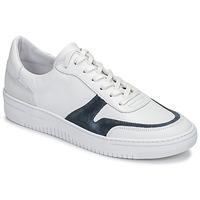 Sapatos Homem Sapatilhas Schmoove EVOC-SNEAKER Branco / Azul