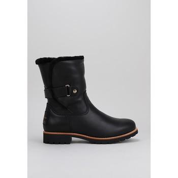 Sapatos Mulher Botas baixas Panama Jack  Preto