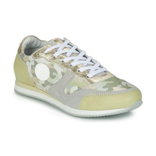 Sapatos Mulher Sapatilhas Pataugas IDOL/MIX Camuflagem