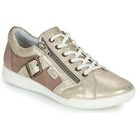 Sapatos Mulher Sapatilhas Pataugas PAULINE/M Ouro