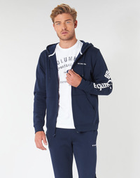 Textil Homem Sweats Columbia COLUMBIA LOGO FLEECE FULL ZIP Azul