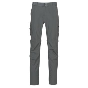 Textil Homem Calça com bolsos Columbia Silver Ridge II converti Cinza