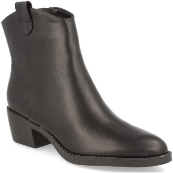 Sapatos Mulher Botins Prisska YY953 Negro