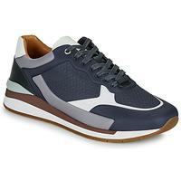 Sapatos Homem Sapatilhas BOSS LEMENT RUNN LYEM Marinho / Cinza