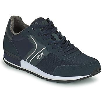 Sapatos Homem Sapatilhas BOSS PARKOUR RUNN NYMX2 Marinho