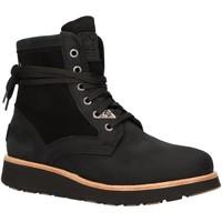 Sapatos Mulher Botas baixas Panama Jack CLARENCE IGLOO B1 Negro