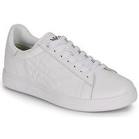 Sapatos Homem Sapatilhas Emporio Armani EA7 CLASSIC NEW CC Branco