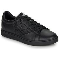 Sapatos Sapatilhas Emporio Armani EA7 CLASSIC NEW CC Preto