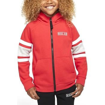Textil Rapaz Sweats Nike - Felpa rosso 86F290-U10 ROSSO