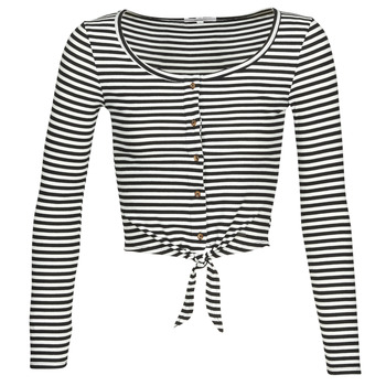 Textil Mulher Tops / Blusas Pepe jeans FALBALA Preto