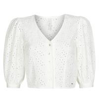 Textil Mulher Tops / Blusas Pepe jeans CLAUDIE Branco