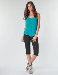 Textil Mulher Calças curtas Pepe jeans VENUS CROP Preto