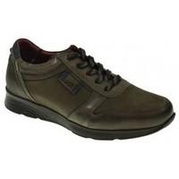 Sapatos Homem Sapatilhas Fluchos F0645 Gris