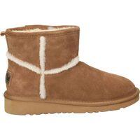Sapatos Mulher Botas de neve Top3 9786 Marron