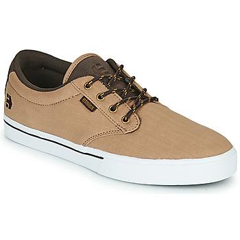Sapatos Homem Sapatilhas Etnies JAMESON 2 ECO Bege / Castanho