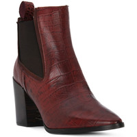 Sapatos Mulher Botins Priv Lab TRONCHETTO Marrone