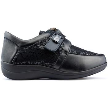 Sapatos Mulher Sapatos & Richelieu Calzamedi CALÇADO AJUSTÁVEL PRETO