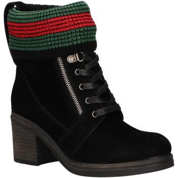 Sapatos Mulher Botins Chika 10 IZAL 05 Negro