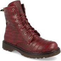 Sapatos Mulher Botas baixas Ainy J932 Burdeos