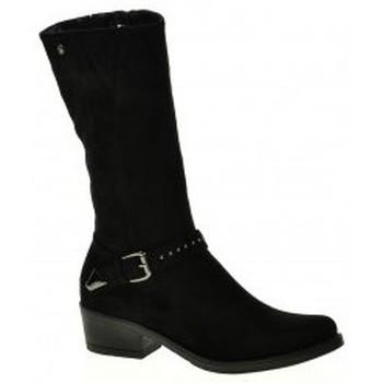 Sapatos Mulher Botas D'angela DSY16446 Negro