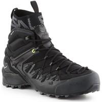Sapatos Homem Sapatos de caminhada Salewa Ms Wildfire Edge Mid Gtx 61350-0971 black