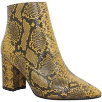 Sapatos Mulher Botins Impicci 126351 Amarelo