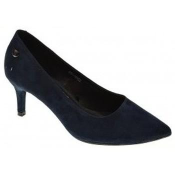 Sapatos Mulher Escarpim D'angela DGH16403 Azul