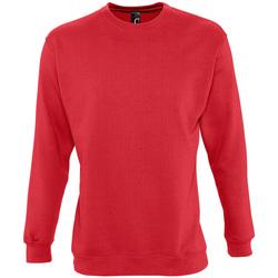 Textil Sweats Sols NEW SUPREME COLORS DAY Rojo