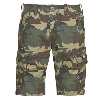 Textil Homem Shorts / Bermudas Superdry CORE CARGO SHORTS Verde
