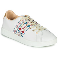Sapatos Mulher Sapatilhas Desigual COSMIC NEW EXOTIC Branco