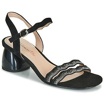 Sapatos Mulher Sandálias Metamorf'Ose GABERNIK Preto