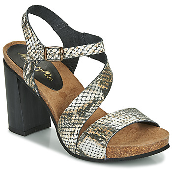 Sapatos Mulher Sandálias Metamorf'Ose GAFA Branco