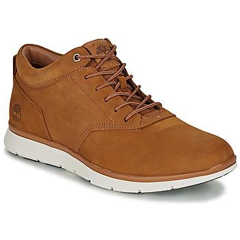 Sapatos Homem Botas baixas Timberland KILLINGTON HALF CAB Conhaque