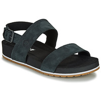Sapatos Mulher Sandálias Timberland MALIBU WAVES 2BAND SANDAL Preto
